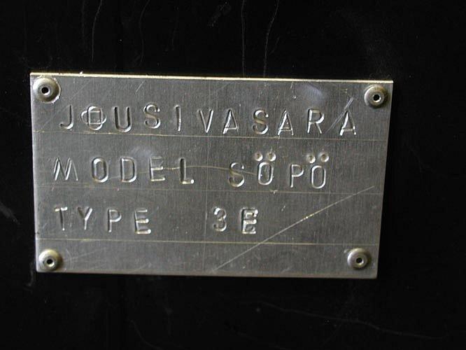 Savonlinna 11.2.2005, uuden jousivasaran käyttöönotto